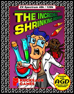 The Incredible Shrinking Professor