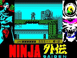 Ninja Gaiden Shadow Warrios