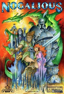 Анонсированы Nogalious и Mirilla — новые мультиплатформенные экшен-RPG